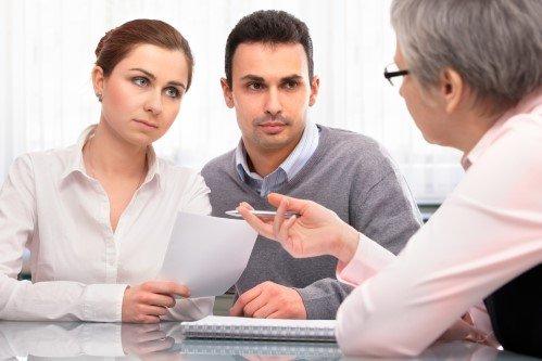 עורך דין לענייני משפחה עם זוג