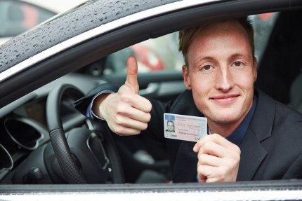 קבלת רישיון נהיגה לאחר שלילה