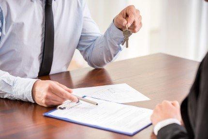 חוזה קניית דירה יד שנייה