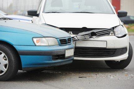 רכבים שהיו מעורבים בתאונת דרכים עם נפגעים